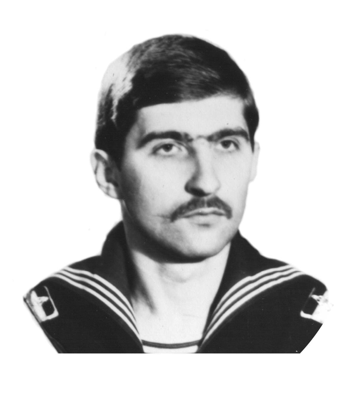 курсант Белоножко Григорий Викторович