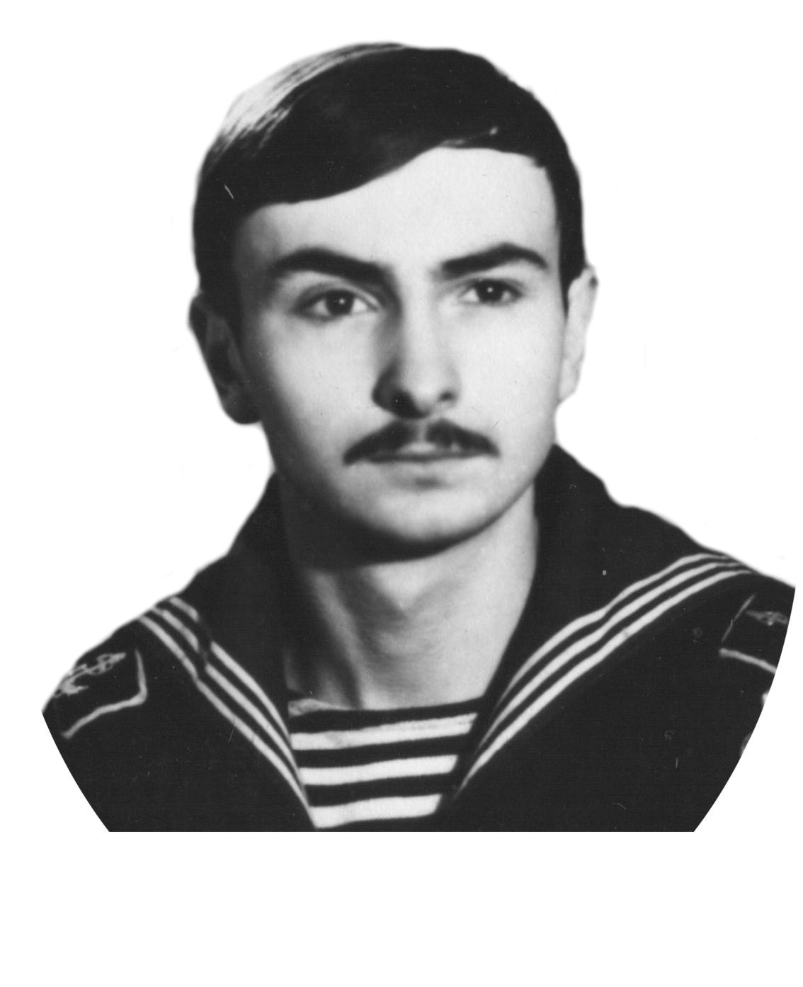 курсант Боровиков Николай Анатольевич