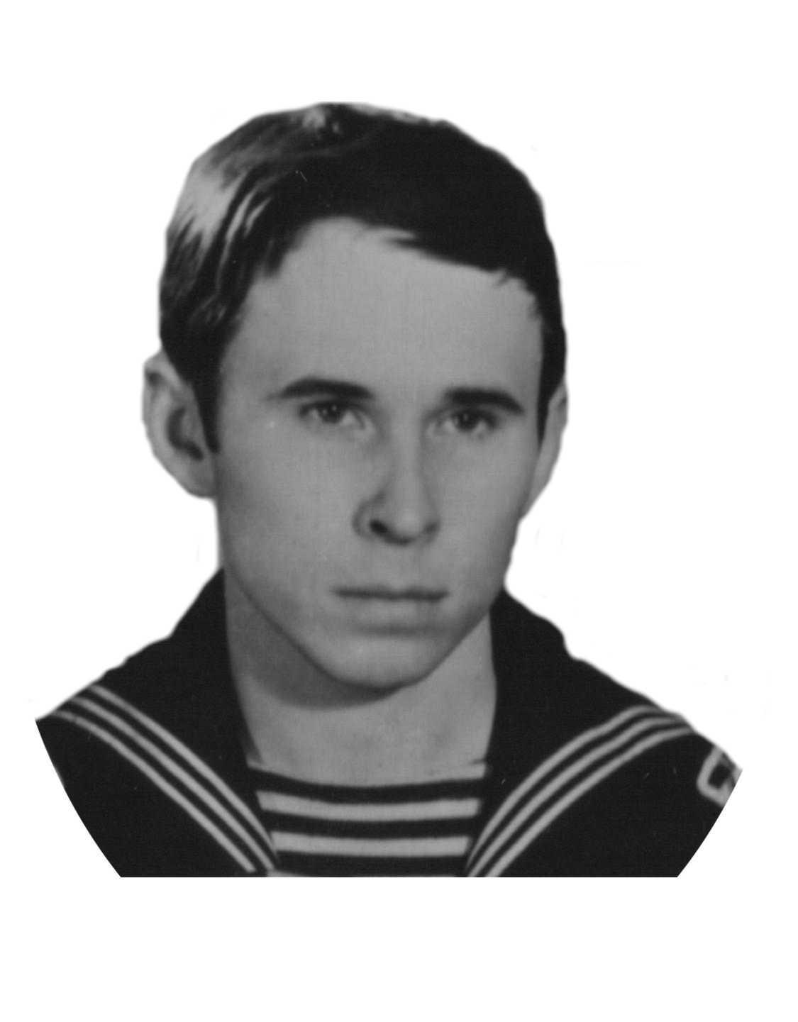 курсант Гаврилов Дмитрий