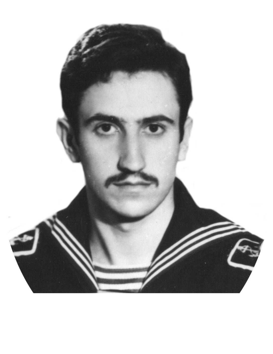 курсант Егоров Александр