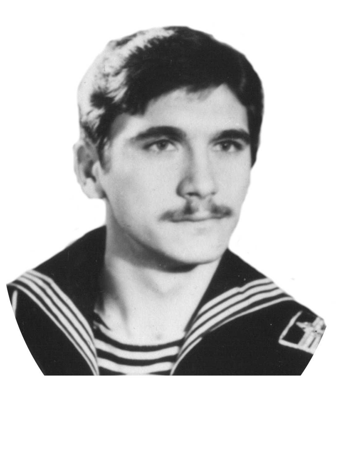 курсант Келару Владимир