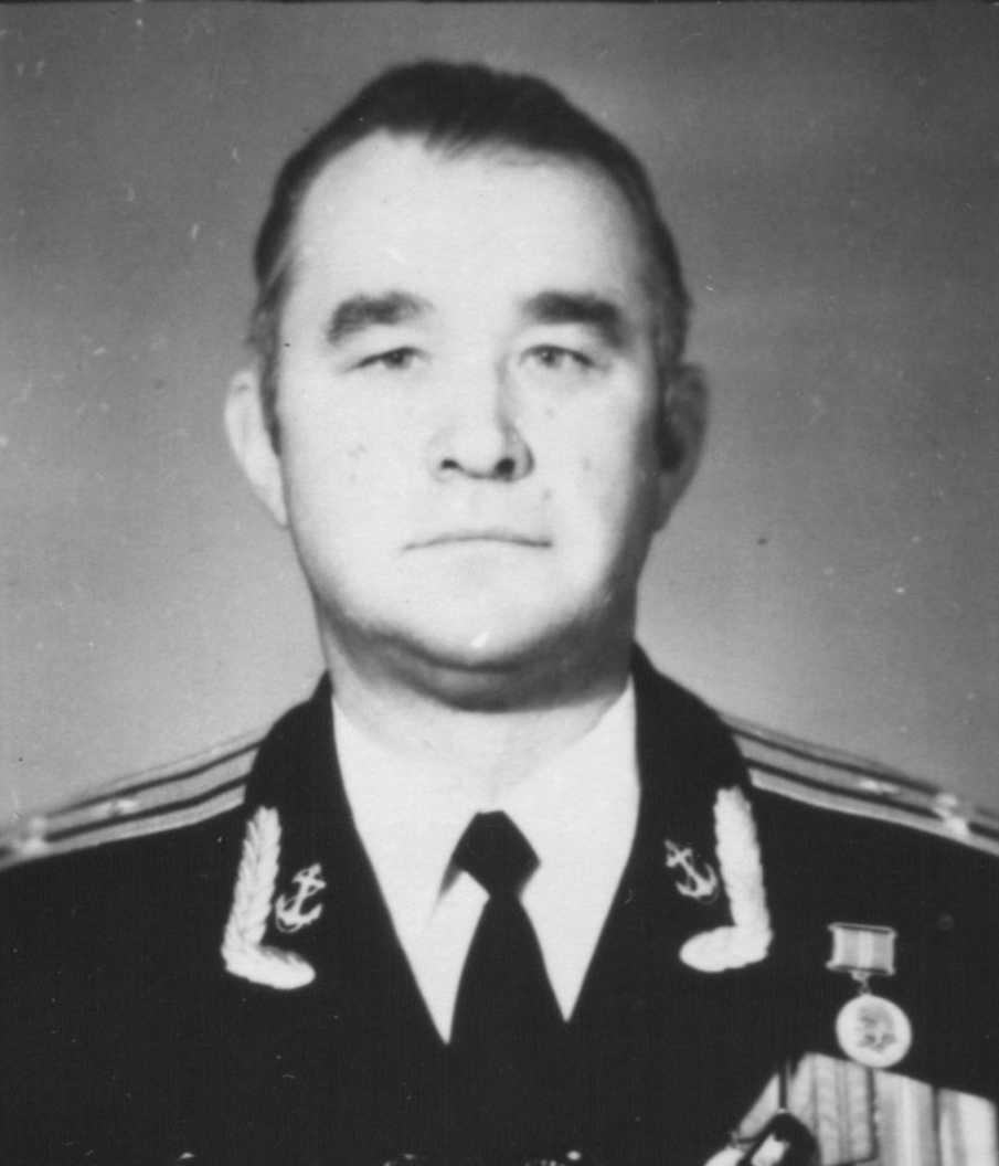 Киргизов Петр Иванович