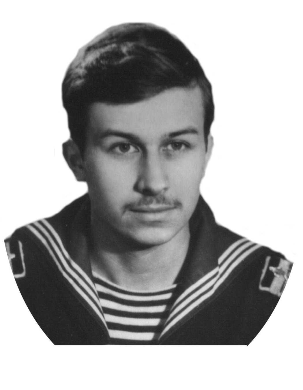 курсант Клитный Сергей