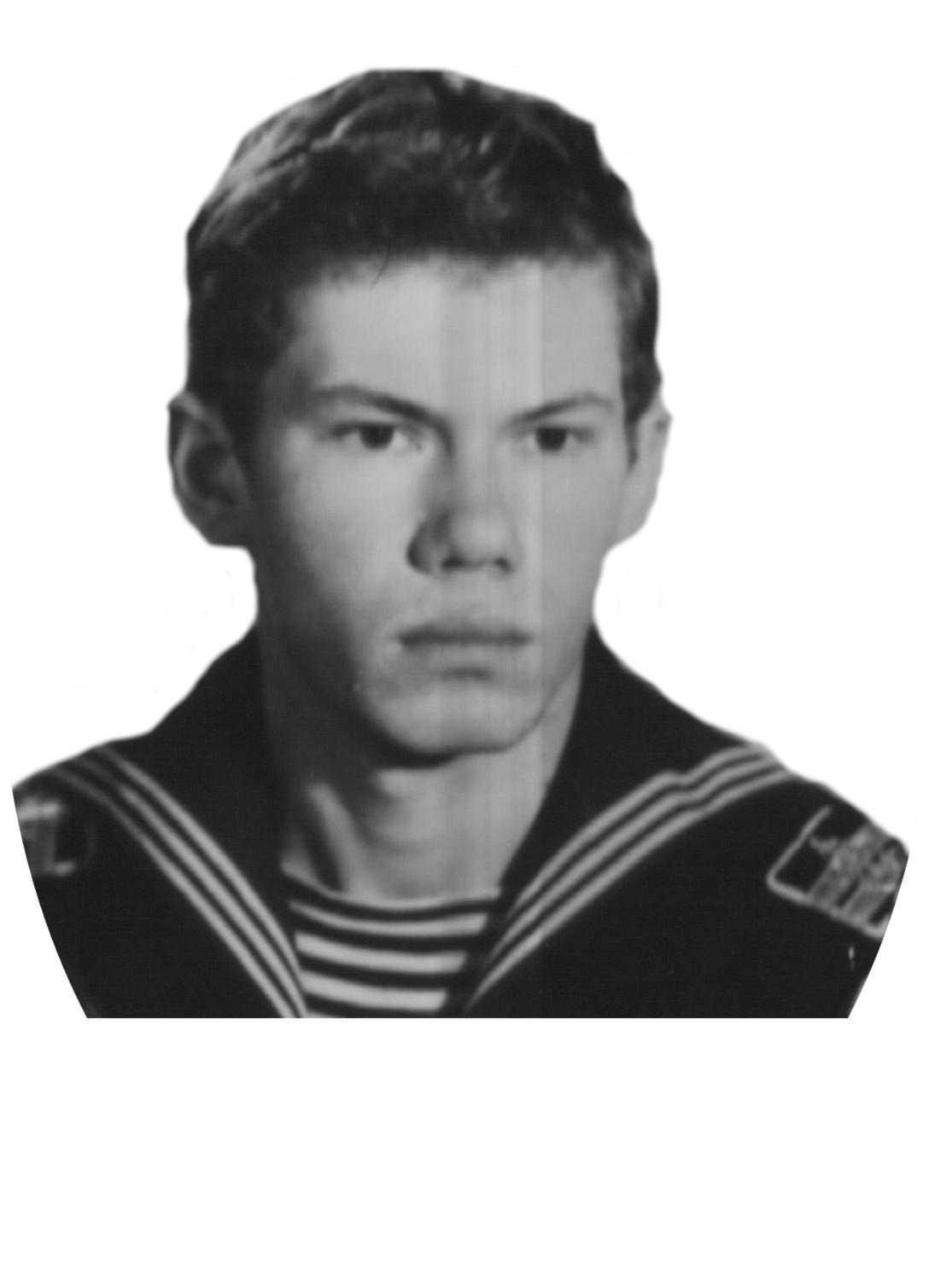курсант Муравьев Сергей