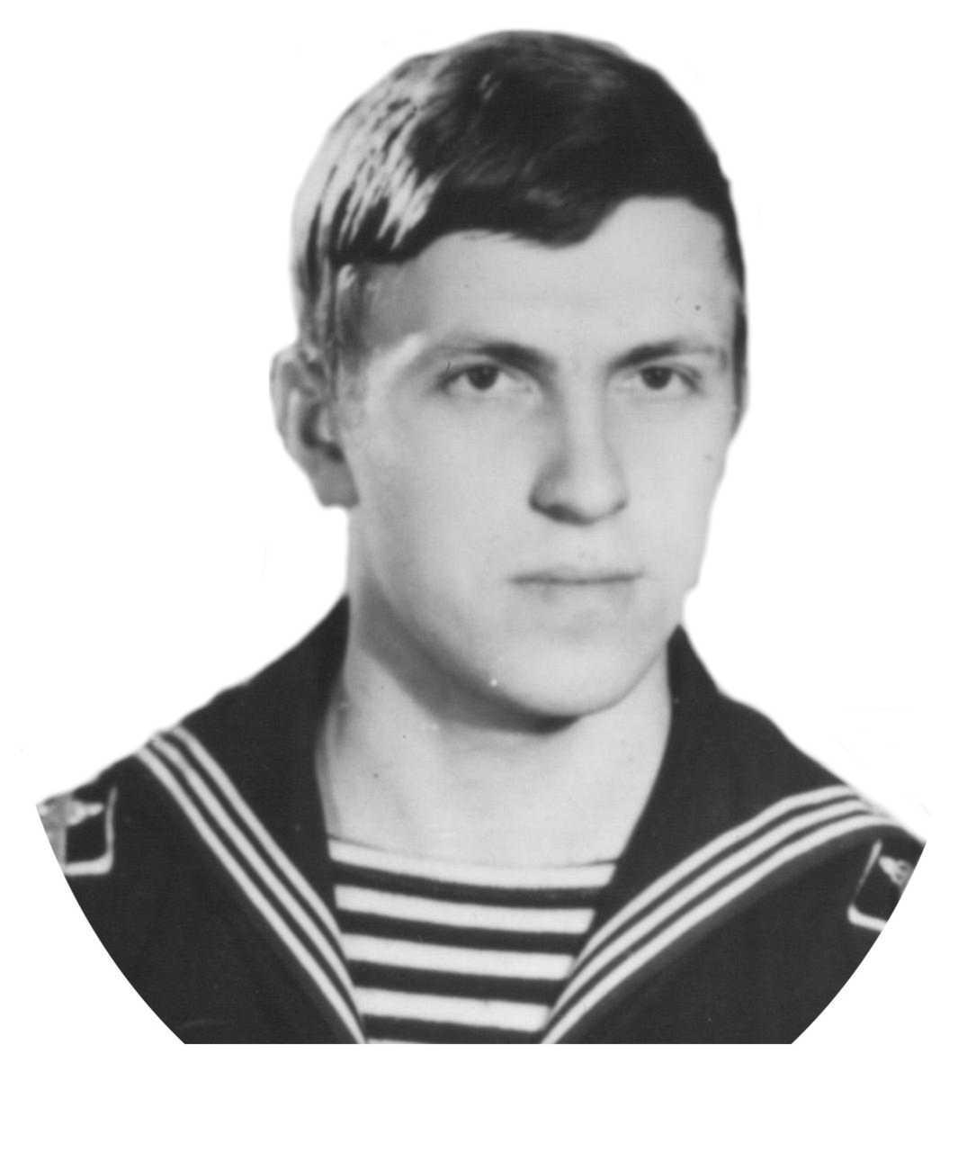 курсант Петров Владимир