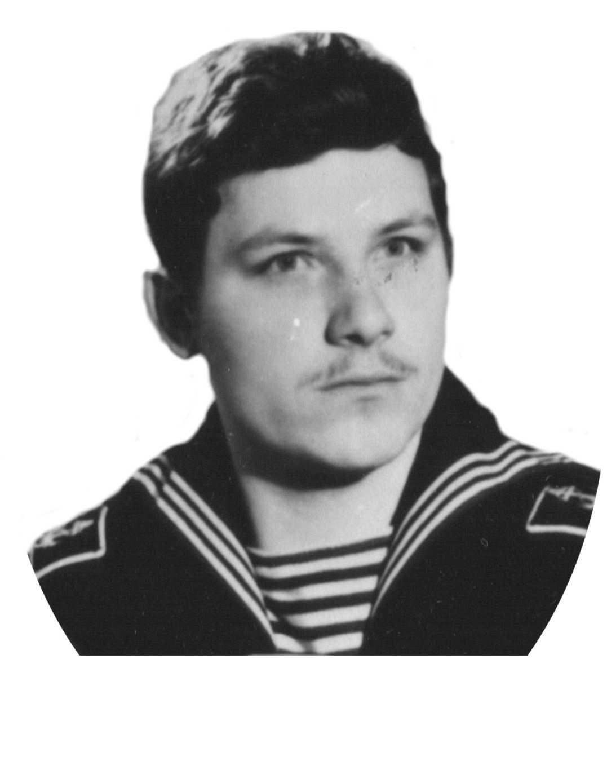 курсант Свирин Владимир