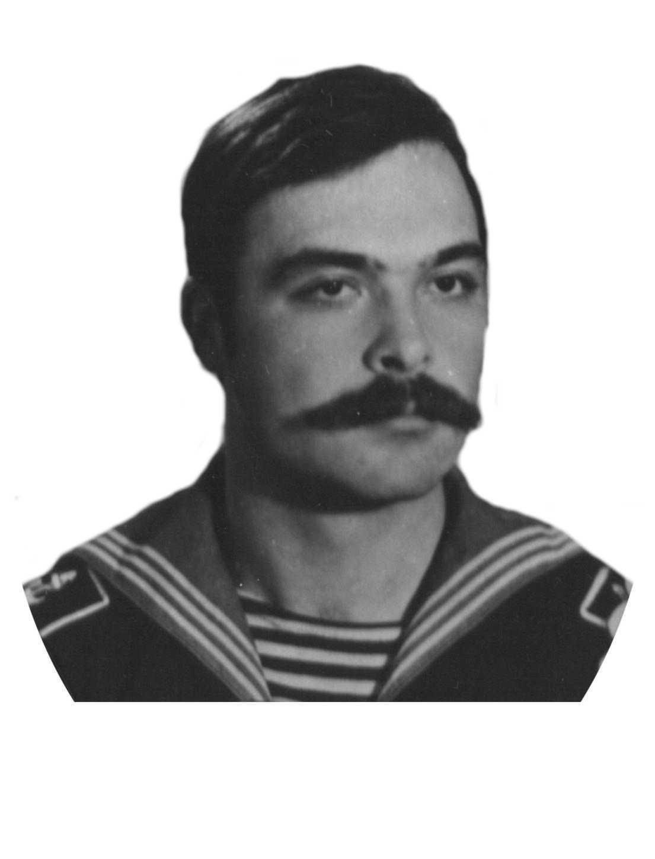 курсант Солдатов Вадим
