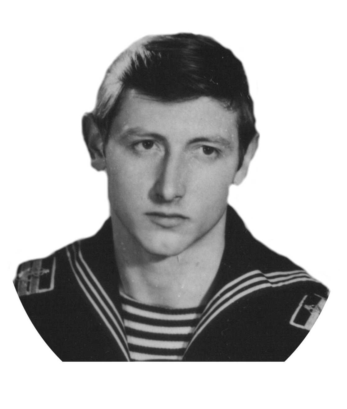 курсант Уткин Николай