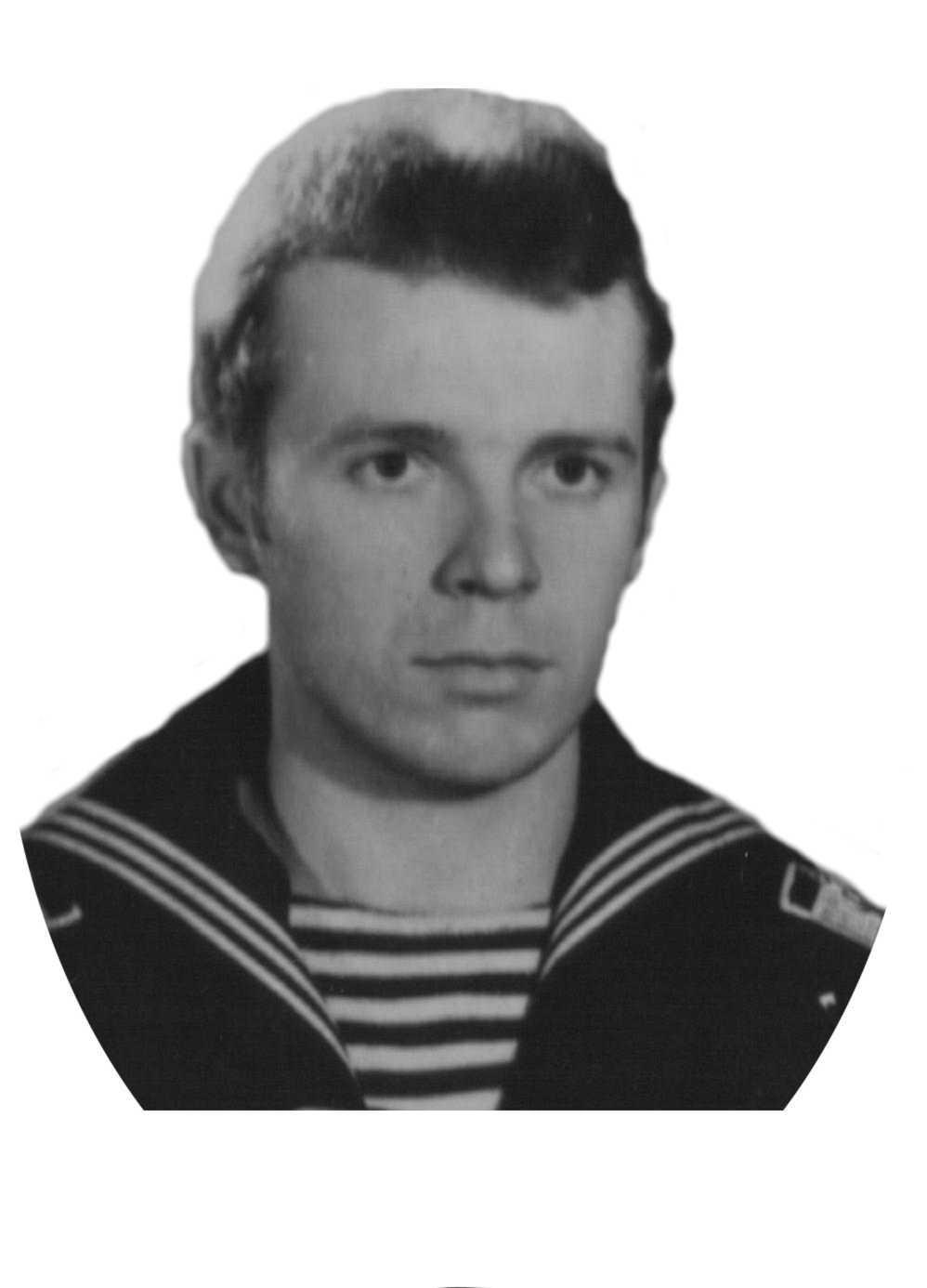 курсант Щербаков Павел