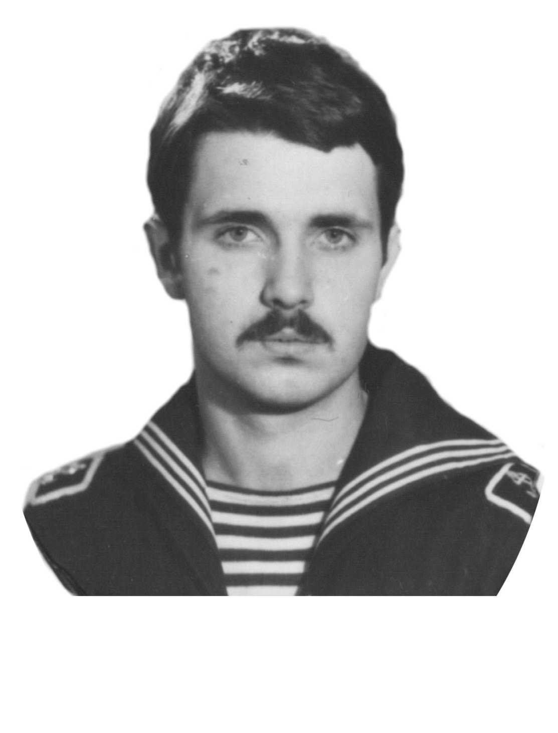 курсант Шишкин Олег